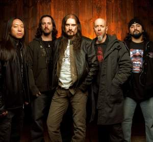 Dream Theater band photo