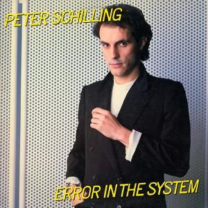 Peter Schilling Error in the System album