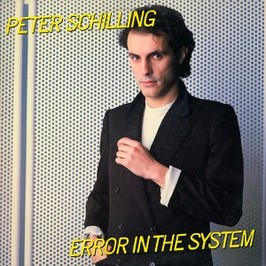 Peter Schilling Error in the System album