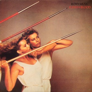 Roxy Music Flesh+Blood album