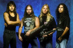 Slayer band photo