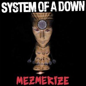 SOAD Mesmerize album
