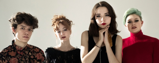 The Regrettes band