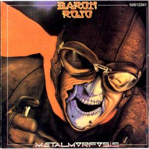 Barón Rojo Metalmorfosis album