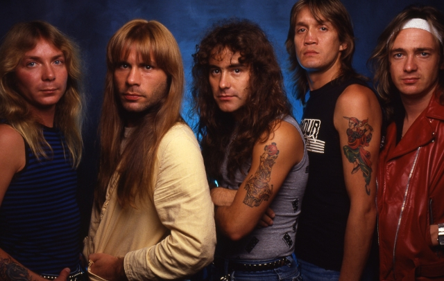 Iron Maiden band