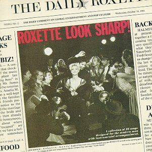Roxette Look Sharp album