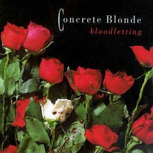 Concrete Blonde Bloodletting album