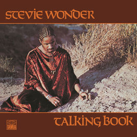 Stevie Wonder Talking Book album