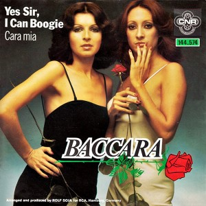 Baccara YSICB album