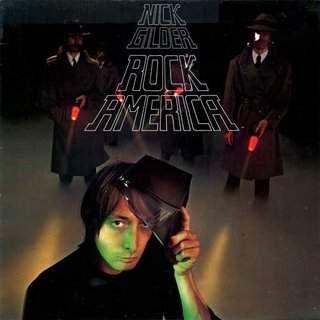 Nick Gilder Rock America album