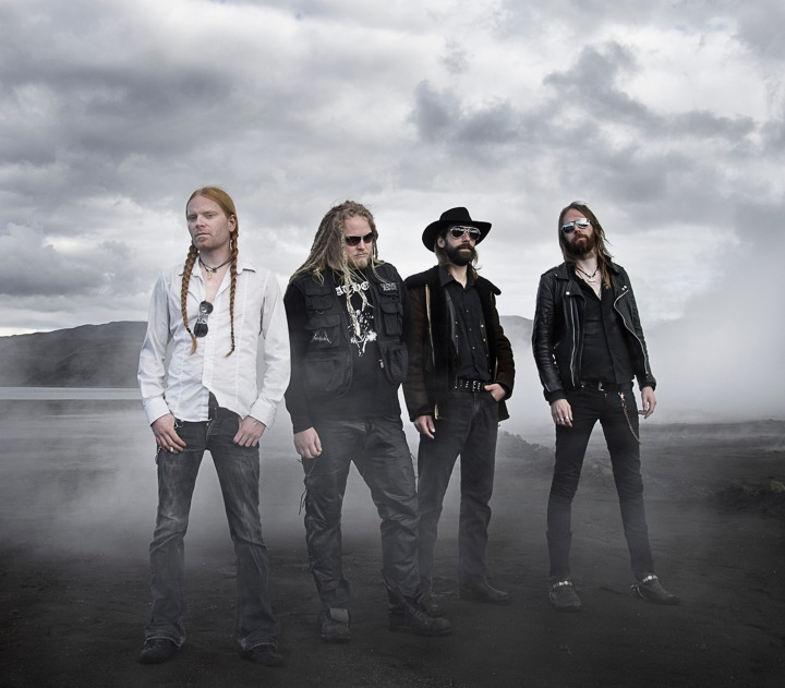 Sólstafir band photo 2