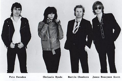 The Pretenders band